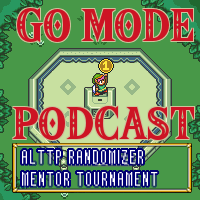 Go Mode Podcast Mentor Tournament Logo
